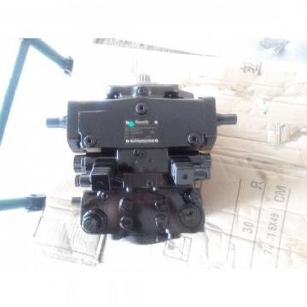 P40VR-11-CC-10-J Υδραυλική αντλία εμβόλου / κινητήρα