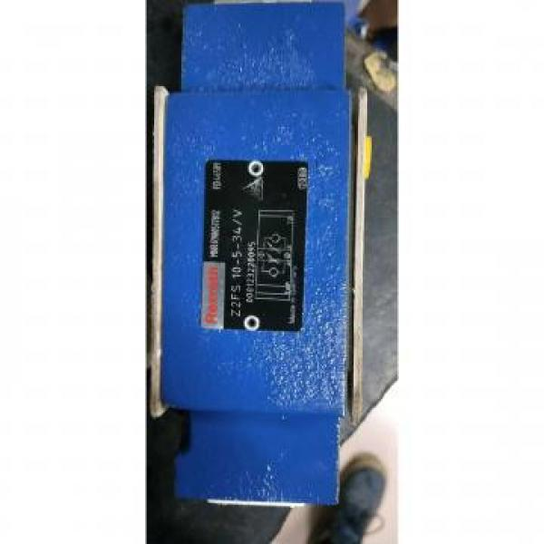 R900560047 Z2S 22 B1-5X/SO60 Υδραυλική βαλβίδα